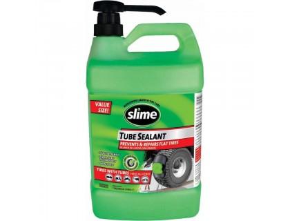 Антипрокольная жидкость для камер Slime, 3.8л | Veloparts