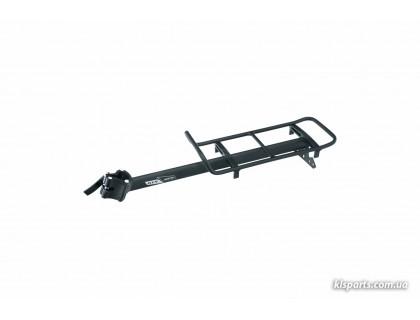 Багажник консольний KLS Porter чорний | Veloparts