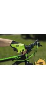 Велосипедные перчатки KLS