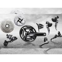 Shimano GRX уже тут: велогруппа для грэвел байков!