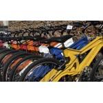 Велосипед из ПЭТ бутылок
