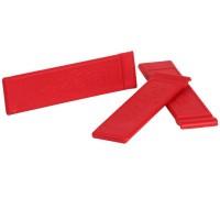 Бортувальна лопатка Zefal червона