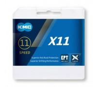 Ланцюг KMC X11 11 швидкости 114 ланок + замок