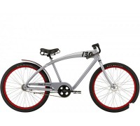"Велосипед Felt Cruiser Little Bastard 18"" Spider Sliver"