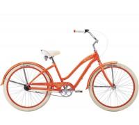 """Велосипед Felt Cruiser Claire 26"""" tangerine 3 spd"""