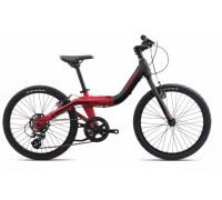 Велосипед Orbea GROW 2 7V 18 Black - Red