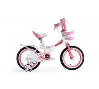 "Велосипед RoyalBaby JENNY -BUNNY 12"", пурпурный"