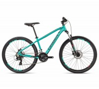 Велосипед Orbea MX 26 DIRT 18 XS Green - Red