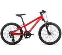 Дитячий велосипед Orbea MX 20 XC 20 червоний-чорний