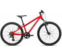 Підлітковий велосипед Orbea MX 24 XC 20 червоний-чорний