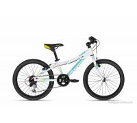 "Велосипед Kellys 18 Lumi 30 White (20"") 255mm"