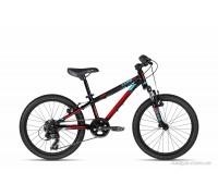 "Велосипед Kellys 18 Lumi 50 Black (20"") 255mm"