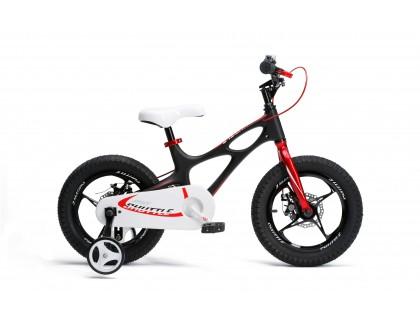 "Велосипед RoyalBaby SPACE SHUTTLE 16"", черный | Veloparts"