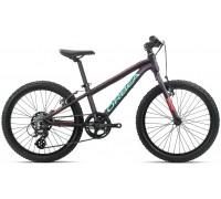 Дитячий велосипед Orbea MX 20 Dirt 20 фіолетовий-рожевий