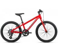 Дитячий велосипед Orbea MX 20 Dirt 20 червоний-чорний