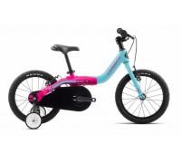 Велосипед Orbea GROW 1 18 Blue - Pink