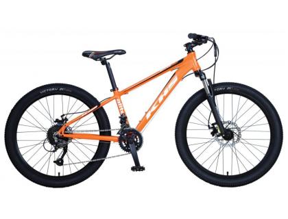 """Велосипед KHS 24"""" Alite 24 Matte Orange Blast, шт   Veloparts"""
