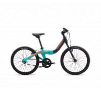 Велосипед Orbea GROW 2 1V 18 Black - Jade - Green