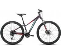 Підлітковий велосипед Orbea MX 27 ENT Dirt XC 20 XS фіолетовий-рожевий