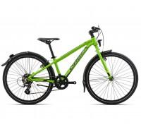 Велосипед Orbea MX 24 PARK 18 Green - Yellow