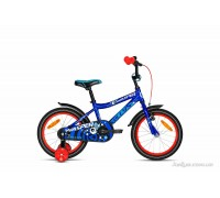"Велосипед Kellys 18 Wasper Blue (16"") 245mm"