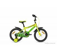 "Велосипед Kellys 18 Wasper Yellow (16"") 245mm"
