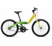 Велосипед Orbea GROW 2 1V 18 Pistach - Green