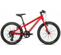 Дитячий велосипед Orbea MX 20 Team 20 червоний-чорний