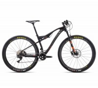Велосипед Orbea OIZ 29 M50 18 M Black-Orange