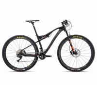 Велосипед Orbea OIZ 29 M50 18 M чорно-помаранчевий