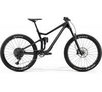 "Велосипед Merida ONE-SIXTY 6000 M(17"") SHINY/MATT BLACK"