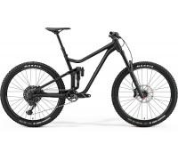 "Велосипед Merida ONE-SIXTY 800 M(17"") MATT BLACK(SHINY BLACK)"