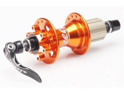 Втулка задня FireEye Excelerant R-10 32 отвори під диск помаранчевий | Veloparts