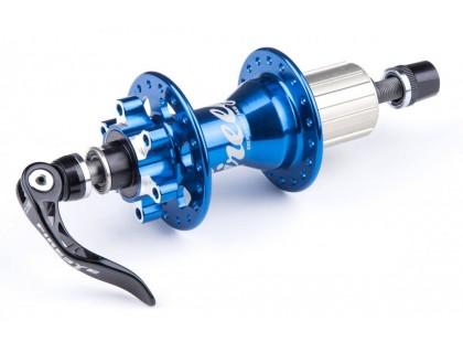 Втулка задня FireEye Excelerant R-10 32 отвори під диск синій | Veloparts