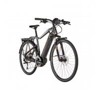 """Електровелосипед Haibike SDURO Trekking 6.0 500Wh 28"""", рама M, чорно-титаново-бронзовий, 2019"""