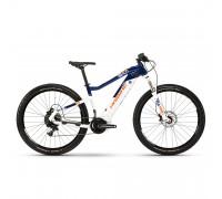 "Електровелосипед Haibike SDURO HardNine 5.0 i500Wh NX 19 HB YCS 29"", рама XL, біло-сине-помаранчевий, 2019"