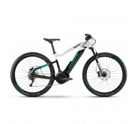"Електровелосипед Haibike SDURO HardNine 7.0 i500Wh Deore 19 HB YCS 29"", рама M, чорно-сіро-бірюзовий, 2019"