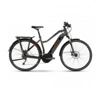 """Електровелосипед Haibike SDURO Trekking 6.0 Lady i500Wh 28"""", рама S, чорно-титаново-бронзовий, 2019"""