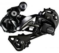 Перемикач задній Shimano Deore XT Di2 RD-M8050 Shadow+ 11 швидкостей середній важіль