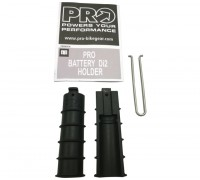 Тримач PRO для батареї Di2, монтаж у вилку