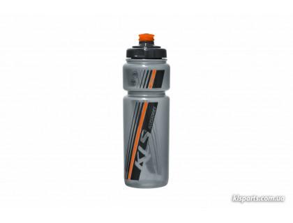 Фляга KLS Namib 700 мл сірий/помаранчевий | Veloparts