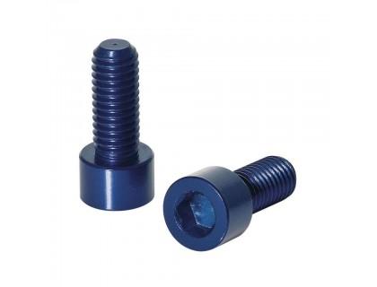 Болты для флягодержателя XLC BC-X02, 2шт, голубой   Veloparts