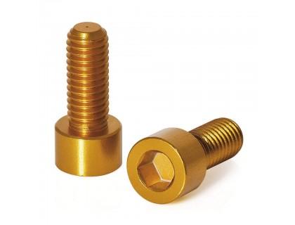 Болты для флягодержателя XLC BC-X02, 2шт, золотой | Veloparts