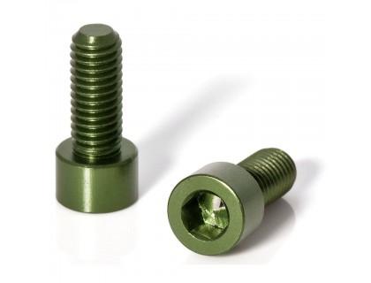 Болты для флягодержателя XLC BC-X02, 2шт, зеленый | Veloparts