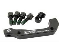 Адаптер дискових гальм Shimano передній 160 мм IS