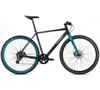 Велосипед Orbea Carpe 30 20 Blue-Turquoise рама M (рост 170-180 см)