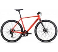 Велосипед Orbea Carpe 40 20 Red-black рама M (рост 170-180 см)