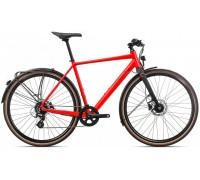 Велосипед Orbea Carpe 25 20 Red-black рама M (рост 170-180 см)