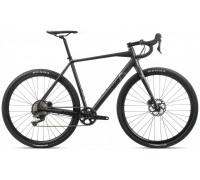 Велосипед Orbea Terra H30-D 1X 20 black рама M (рост 177-185 см)