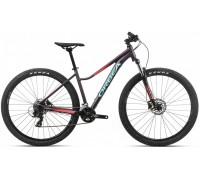 Велосипед Orbea MX 29 ENT 50 20 фіолетовий-рожевий рама L (рост 180-190 см)